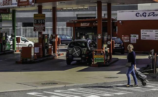 Las gasolinas alcanzan precios máximos desde 2015