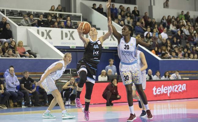 El IDK Gipuzkoa se medirá al Uni-Ferrol en la eliminatoria de la Copa