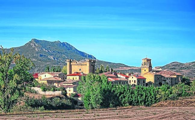 Tesoros a pie de viña en La Rioja