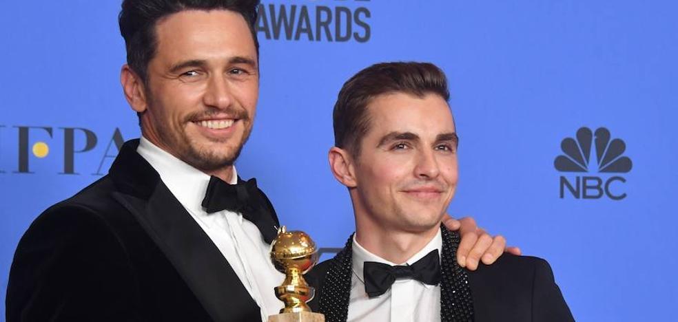 James Franco, acusado de acoso sexual por tres actrices tras ganar el Globo de Oro a Mejor Actor