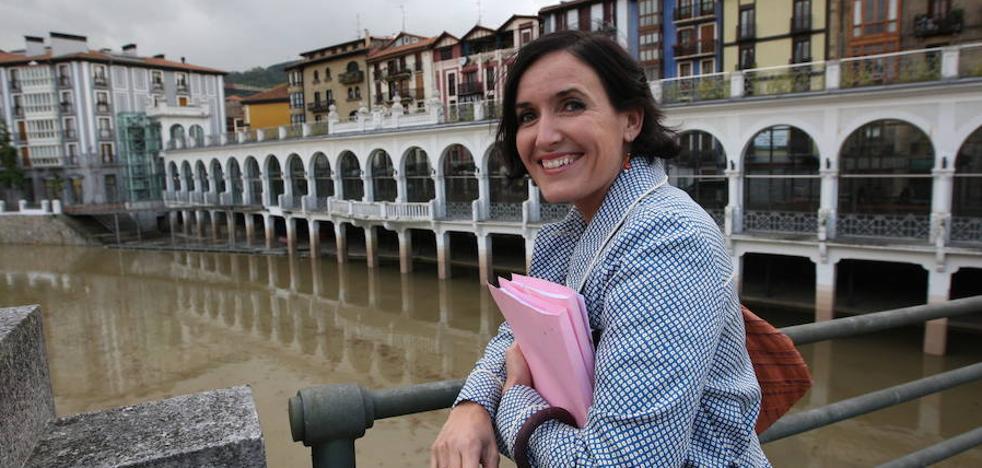 Irene Larraza izendatu dute Etxepare Euskal Institutuko zuzendari