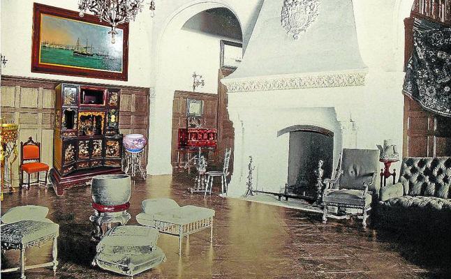 Miramar, un museo de la Belle Epoque