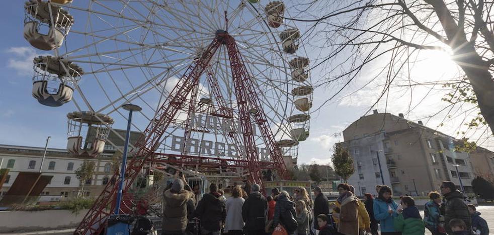 Éxito del Mercado de Navidad de San Sebastián con 322.000 visitantes