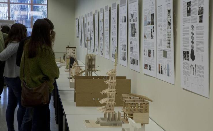 Maquetas de edificios del mundo en Mugak