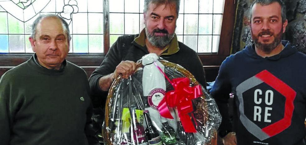 Manu Loinaz, ganador del último torneo de tiro de Txantxangorri