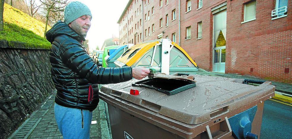 El consistorio reforzará las campañas de reciclaje en Lezo