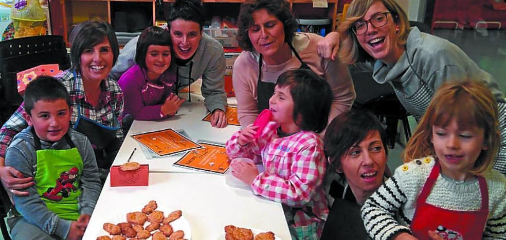 Los niños del programa Aldenik Alden decidirán en asamblea el programa del año
