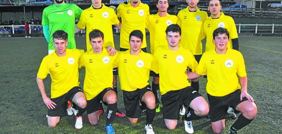 Los equipos punteros del Ostadar iniciaron el año de forma positiva