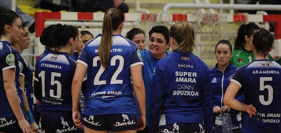 El Super Amara retoma la Liga con el débil Valencia en Bidebieta