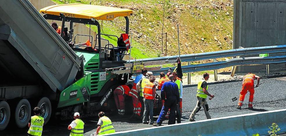 Sale a concurso el supercontrato de explotación de las autopistas de Gipuzkoa: 296 millones en 8 años