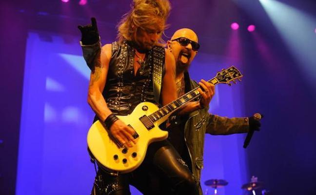 Judas Priest actuará en el BEC el próximo 28 de junio