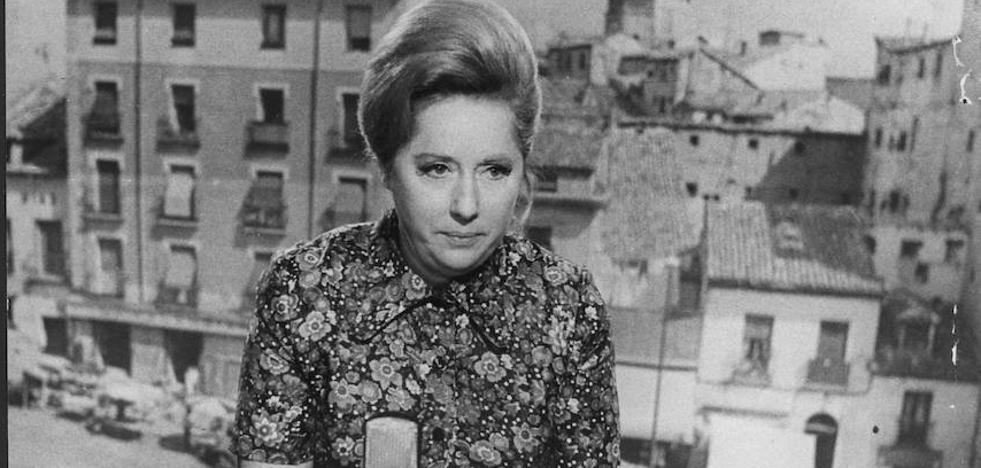 Fallece Maruja Callaved, pionera en informativos y programas de TVE