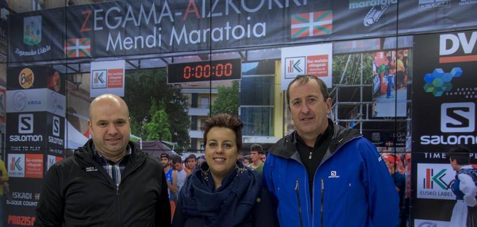 La Zegama-Aizkorri será puntuable para el Campeonato del Mundo de Montaña