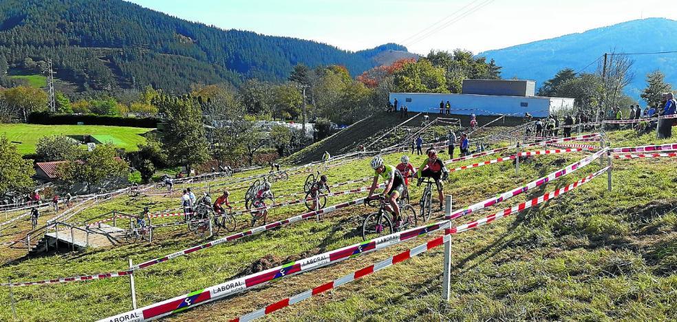 Legazpi espera a más de 800 ciclocrossistas para el Campeonato de España