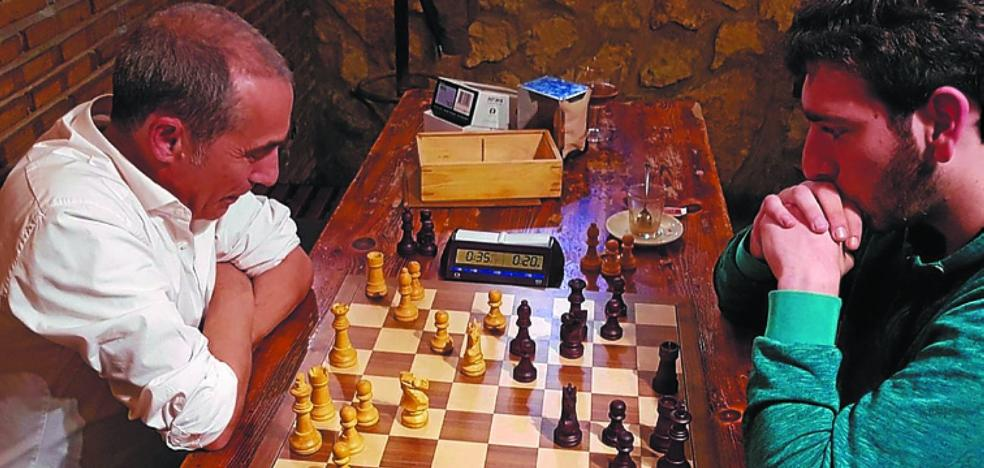 La Liga por equipos de ajedrez comienza este sábado en la casa de cultura