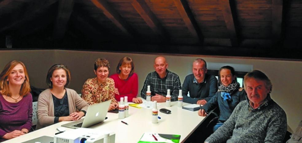 Iraurgi Berritzen Sarea valora positivamente las acciones desarrolladas en 2017