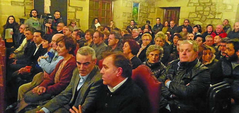 Eusko Alkartasuna hace suyo el homenaje del Ayuntamiento de Zarautz a José Ignacio Iruretagoiena