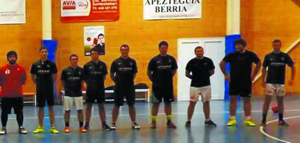 Zentzadi repite título, y ante el mismo rival, en el Torneo de Navidad de fútbol sala de Doneztebe
