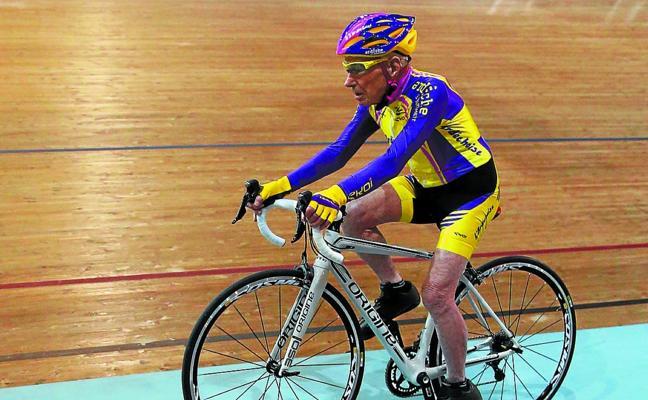 Paran al ciclista más longevo del mundo