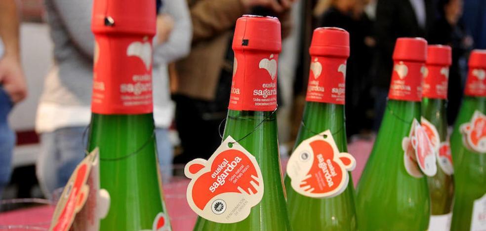 Euskal Sagardoa triplica la producción en el segundo año de la denominación de origen