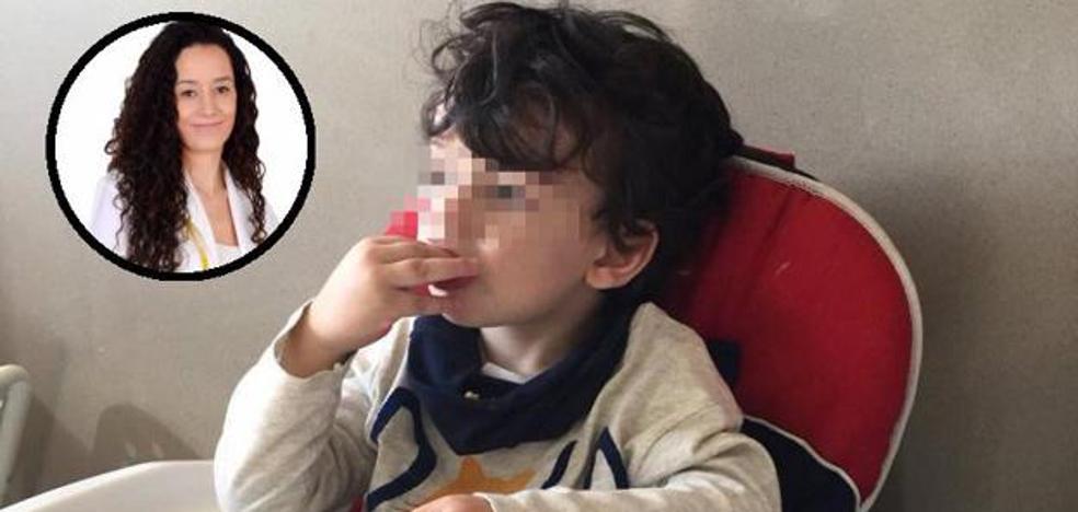 «Él es feliz desayunando garbanzos»: el tuit de una madre que agita las redes