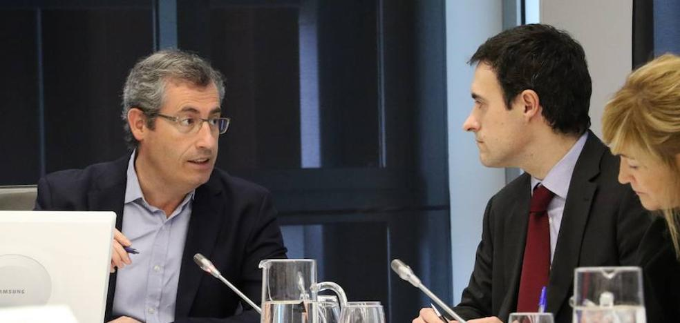 «La industria guipuzcoana atraviesa un momento de bonanza», afirma Olano