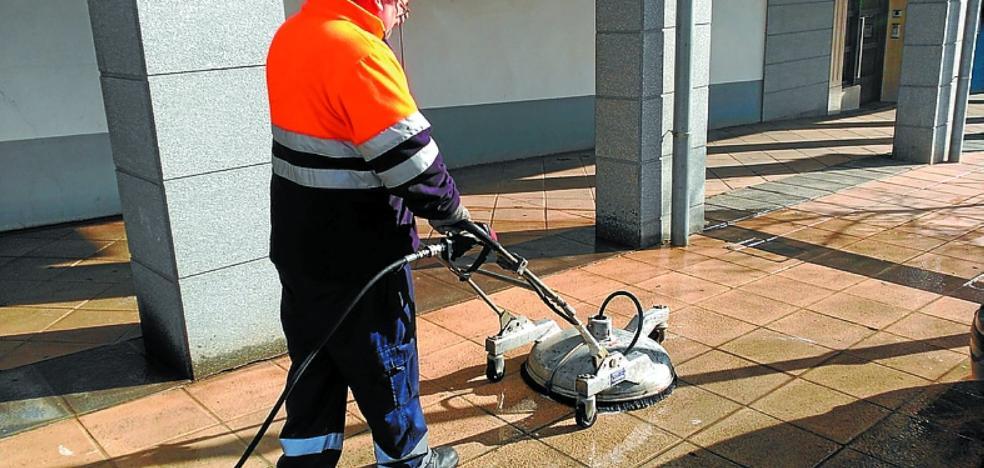 Casi 10.000 euros para tratamientos antideslizantes en varias calles del municipio