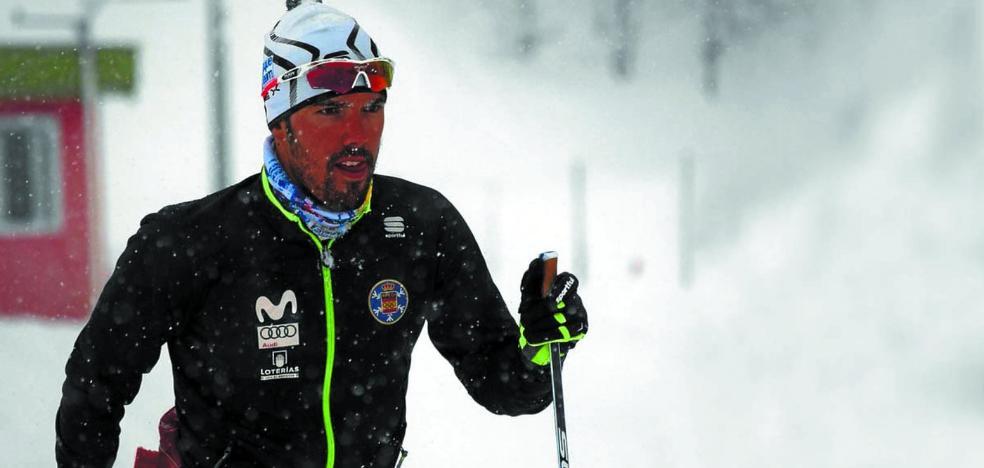 Imanol Rojo: «Estoy mejor que nunca, al nivel incluso de Sochi»