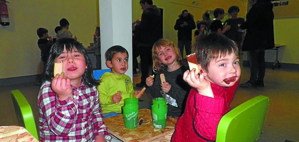 'Zabor altxorrak' sorkuntza tailerra asteburuan Igartubeiti Museoan