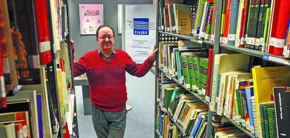 Jon Bagüés: «Mi reto es dejar Eresbil ordenado para mi relevo dentro de dos años»