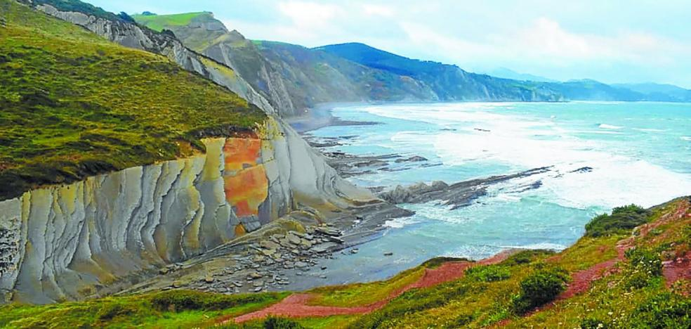 El flysch en The Guardian y National Geographic