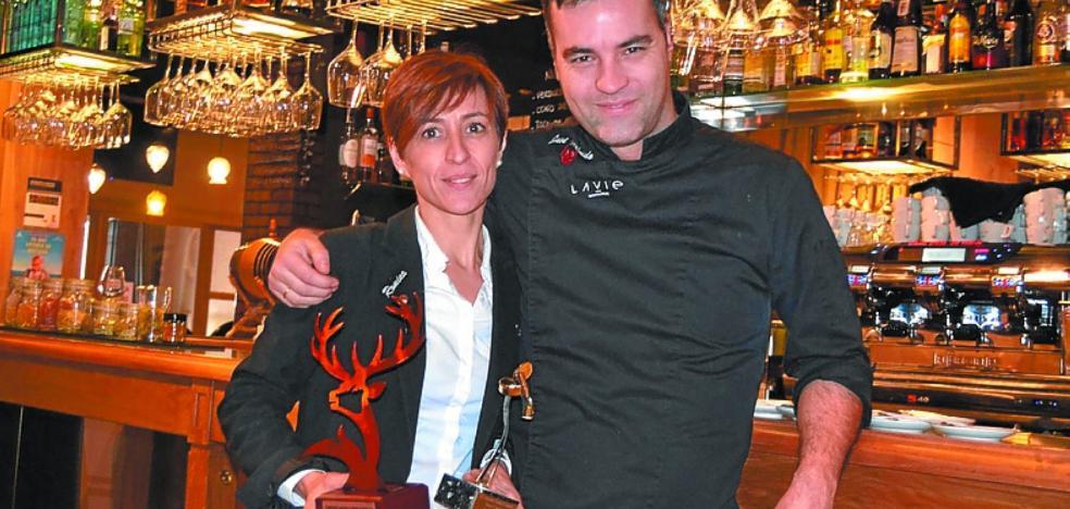 Romina Ríos, del Lavier Gastrobar, campeona nacional de coctelería