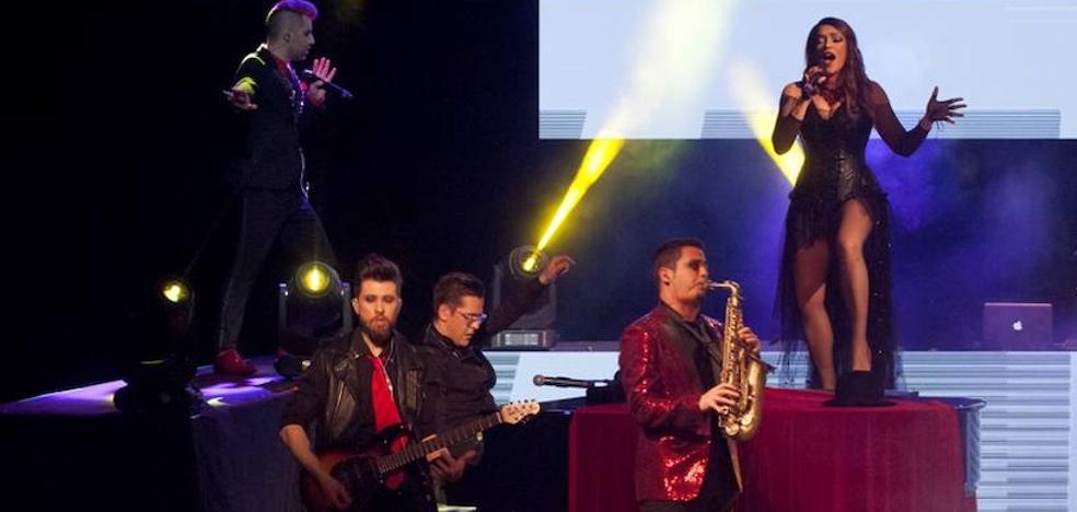 'Music has no limits', un espectáculo para todos los gustos y edades