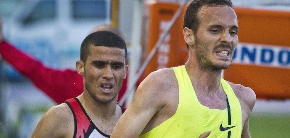Toni Abadía: «El Cross de Elgoibar es emblemático y pienso dejarme la piel en la carrera»