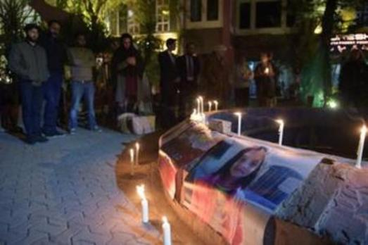 La Policía busca a un asesino en serie por la muerte de una niña en Pakistán