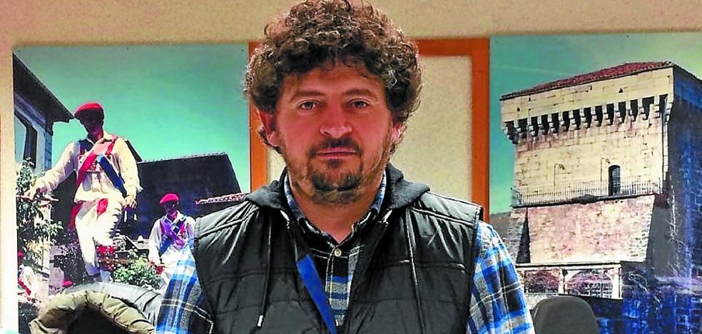 Patxiku Irisarri, nuevo presidente de Baztan-Bidasoa Turismoa