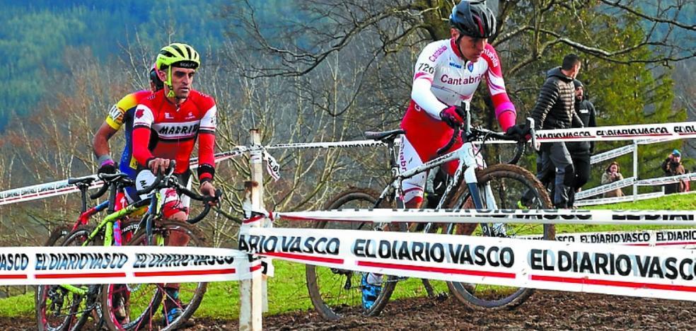 Euskadi no puede formar el equipo del relevo