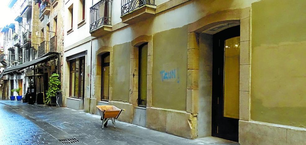 El acceso al Ayuntamiento será desde el próximo lunes por la calle Santa María
