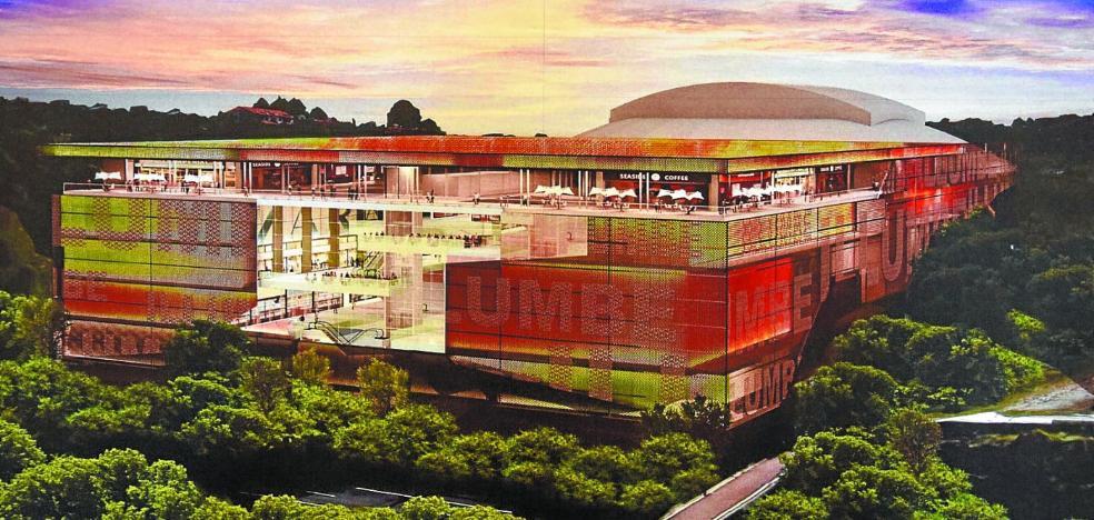 Cines, hotel, un 'súper' y grandes firmas para el nuevo Illunbe