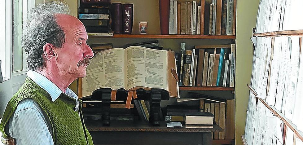 Hil da Joxan Artze, tradizioari atxikitako artista berritzailea