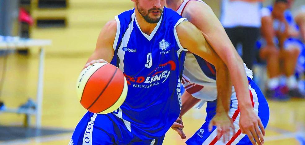 El Redline Mekanika Take juega hoy en Pamplona ante el líder de la categoría