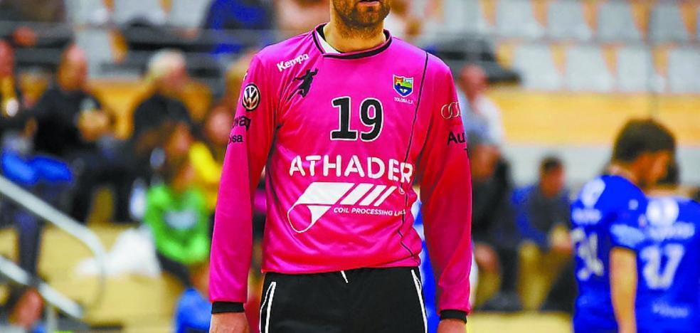 Tolosa CF Eskubaloia, esperanzado ante la segunda vuelta de la competición