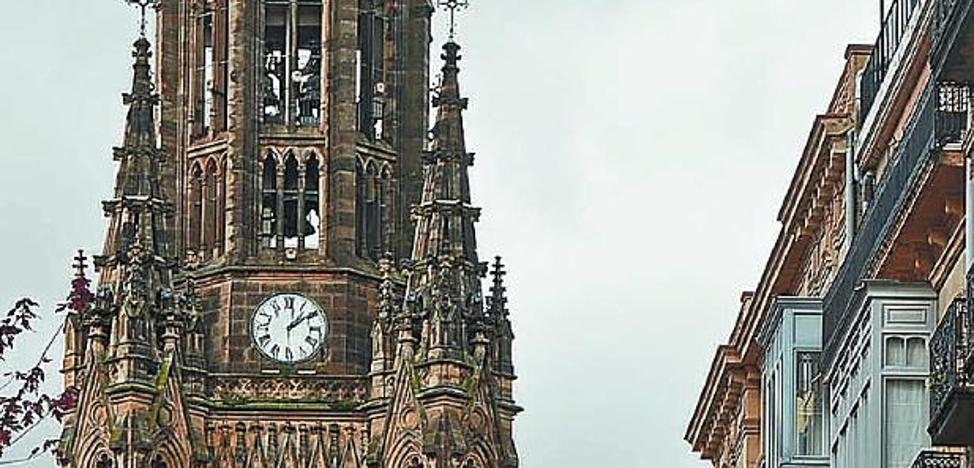 El Buen Pastor abrirá al público su torre tras las obras de restauración