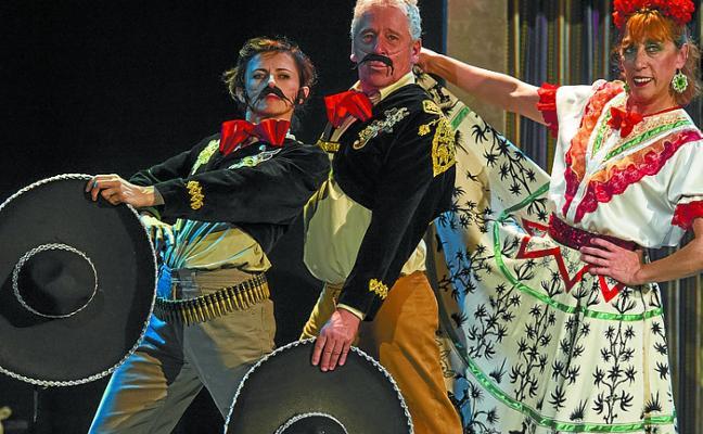 Humor en Donostia e Irun con Zanguango y Agustín Jiménez