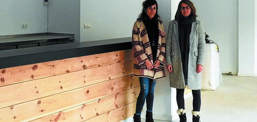 El Ayuntamiento saca a concurso el bar-cafetería de Eltzia por 50 euros al mes