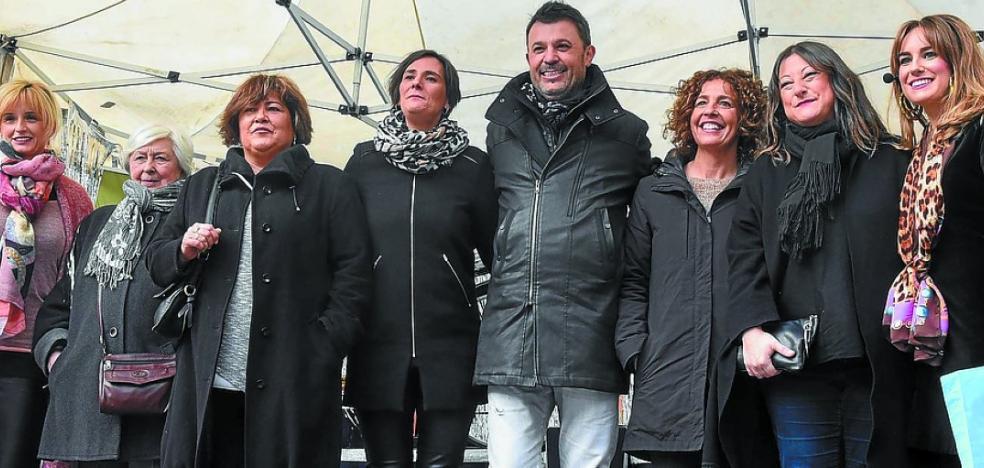Tolosa&Co repartió el premio del 'escaparate'