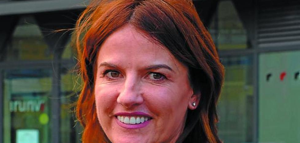 Idoia Yarza: «Desde 2014, la demanda de VPO en Irun viene subiendo con más fuerza cada año»