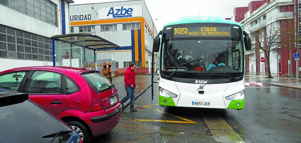 Motivos de los cambios de horarios de autobuses