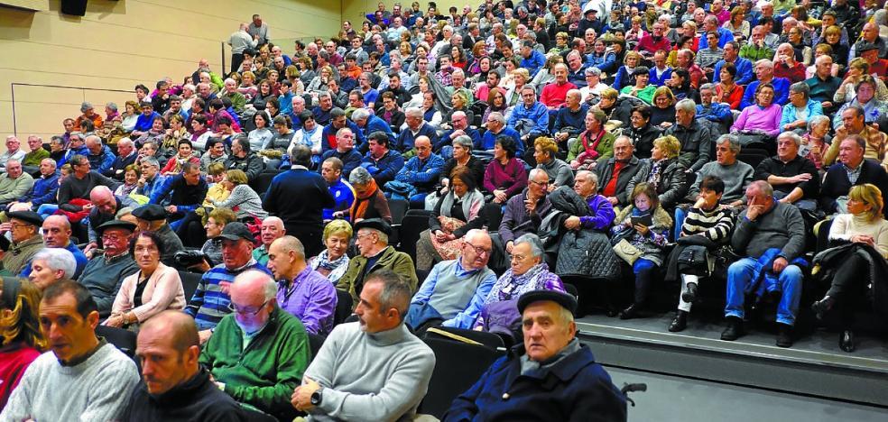 El documental sobre Terranova llenó el auditorio y lo volverá a llenar
