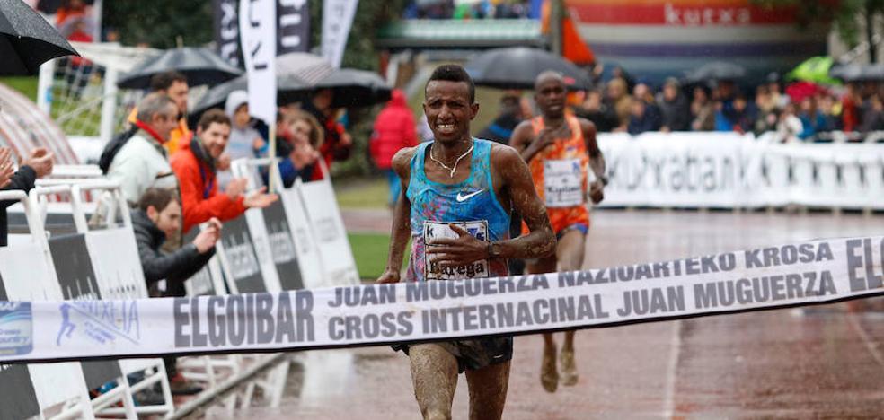Espectáculo de los juniors en Mintxeta y victoria del etíope Selemon Barega